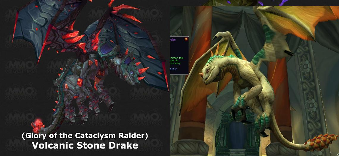 Reins Of The Spectral Steed. wow cataclysm new drake mounts